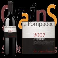 Cuvée Pompadour 2007 - Corbières Rouge