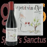 Petit Vin d'Avril - Rouge